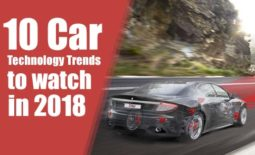 10 Car Technology Trends to Watch in 2018