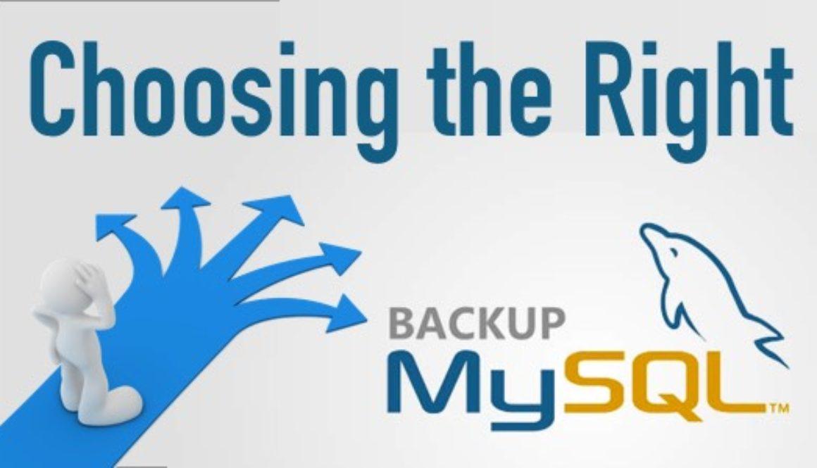best-mysql-backups