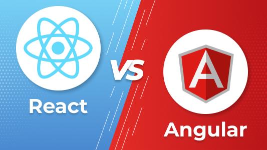 react js vs angular js